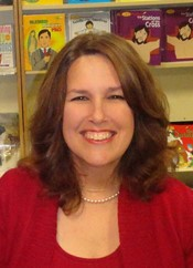 Lizette Lantigua, president and founder of Good News Book Fair